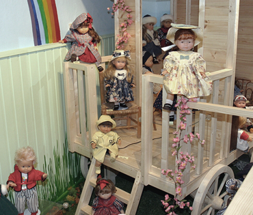 Toys from Here and Elsewhere - Toy Museum - Ferrières