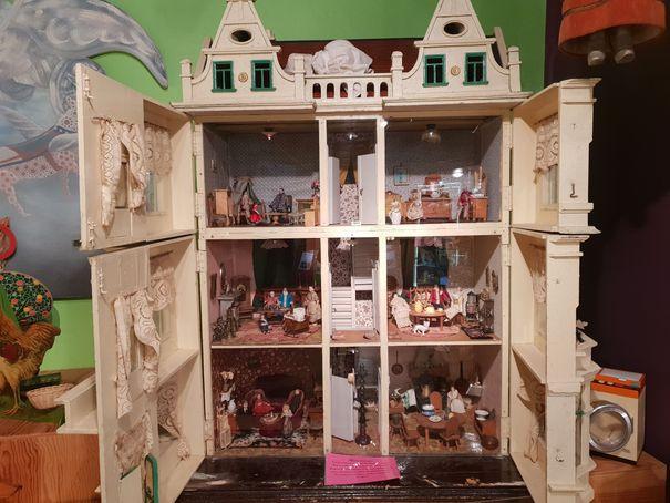 Musée du jouet et de l'enfant - Ferrières